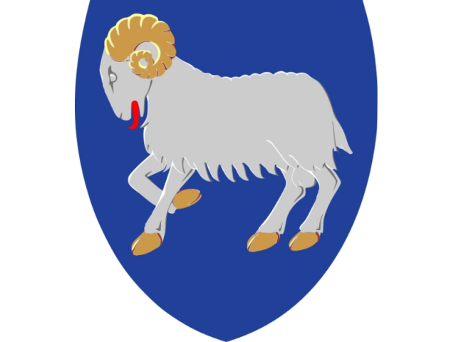 Faroe Islands coat of arms