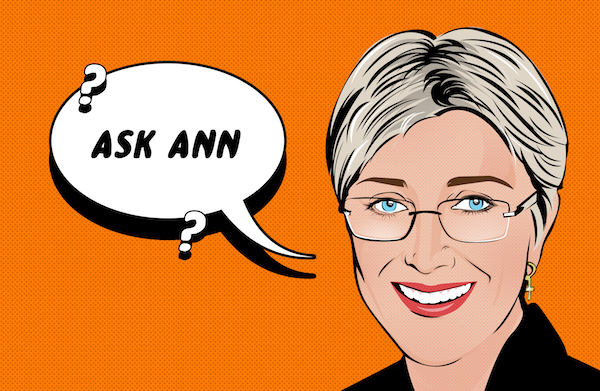 Ask Ann a Tax Question